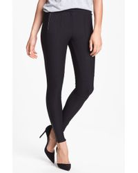 Ted Baker Creeke Contrast Trim Leggings - Lyst