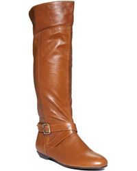 Chinese Laundry Newbie Boots - Lyst
