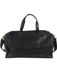 Cole Haan - Greenwich Collection Leather Duffel Bag - Lyst