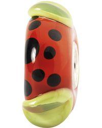 Trollbeads - Red Pod Glass Bead - Lyst