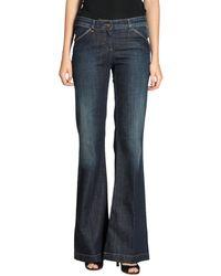Armani Jeans Denim Pants - Lyst
