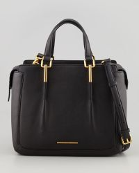 Marc By Marc Jacobs Get A Grip Large Satchel Bag Black - Lyst