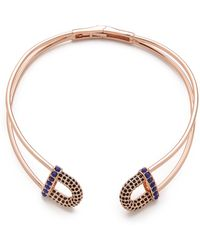 Giles & Brother - Cortina Collar Necklace - Lyst
