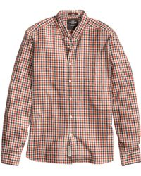 H&M Checked Shirt - Lyst