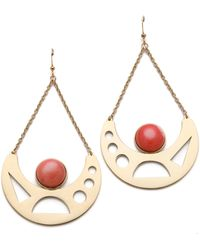 Kelly Wearstler - Alzata Earrings - Lyst