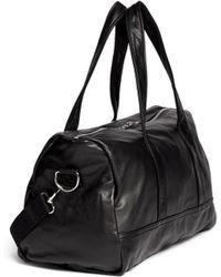 Meilleur Ami Paris - Leather Duffle Bag - Lyst