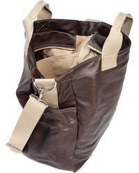 Meilleur Ami Paris - Large Leather Tote - Lyst