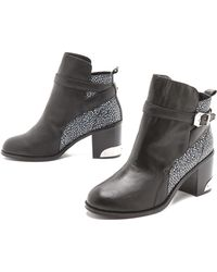Messeca - Aubrey Booties - Lyst