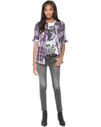 Ksubi Skinny Pins Jeans - Lyst