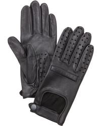 Rag & Bone B Racer Gloves - Lyst