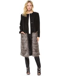 Rodebjer - Duri Faux Fur Coat - Lyst