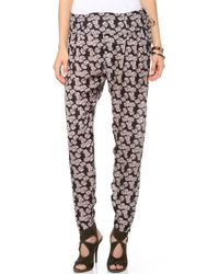 Tucker - Drawstring Pants - Lyst