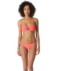 Hipanema - Bandeau Bikini - Lyst
