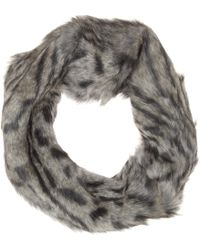 Inès & Maréchal - Vip Genett Rabbit Fur Snood - Lyst