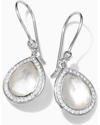 Ippolita Stella Teardrop Earrings - Lyst