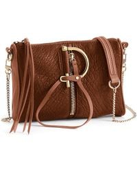 Kelsi Dagger Brooklyn - Caroline Leather Crossbody Bag - Lyst