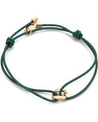 Marc By Marc Jacobs - Link Friendship Bracelet - Lyst