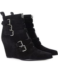 Tabitha Simmons Harley Bootie Harley Bootie - Lyst