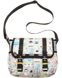 LeSportsac | Two Pocket Messenger Bag | Lyst