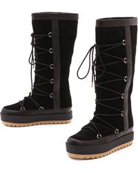 United Nude - Polar Lace Up Boots - Lyst