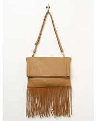 Urban Originals - Vegan Fringe Crossbody - Lyst