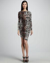 Rachel Pally Animalprint Dress - Lyst