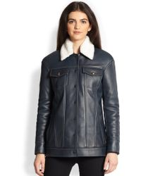 Timo Weiland - Maton Leather Jacket - Lyst