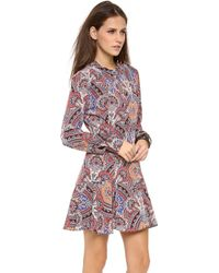 Charles Henry - Panel Dress - Lyst