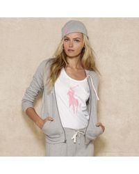 Pink Pony - Hooded Jacket - Lyst