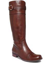 Tommy Hilfiger Halette Tall Shaft Boots - Lyst