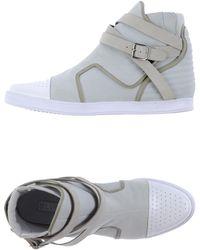 Adidas SLVR - Hightops - Lyst
