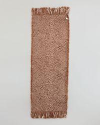 Belle Fare - Reversible Cashmere Furfringe Wrap - Lyst