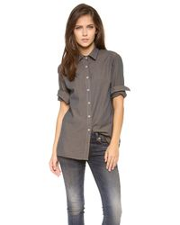Daftbird Button Down - Lyst