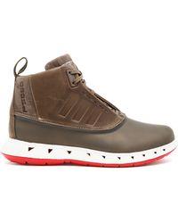Porsche Design - Easy Winter Leather Snow Boots - Lyst