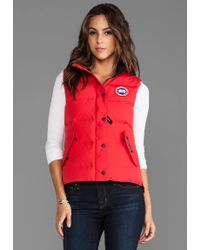 Canada Goose Freestyle Vest - Lyst