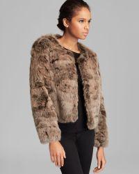 Dolce Vita - Jacket Luxor Fur - Lyst