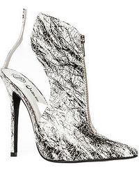 Jeffrey Campbell The Llama Bootie - Lyst