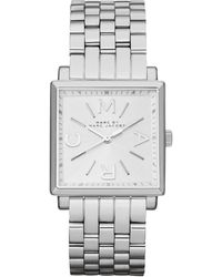 Marc By Marc Jacobs Womens Truman Stainless Steel Bracelet 30mm - Lyst