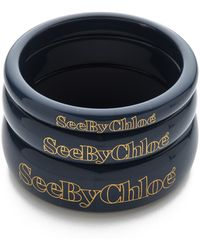 See By Chloé - Bangle Bracelets - Lyst