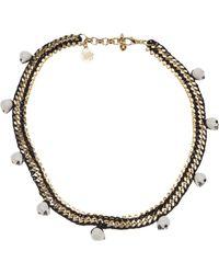 Venessa Arizaga - Fools Gold Necklace - Lyst