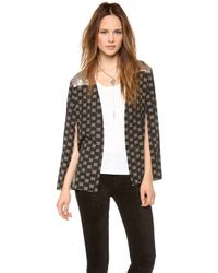 House of Harlow 1960 - Journey Jacket - Lyst