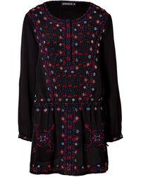 Antik Batik Tunic in Charcoal - Lyst