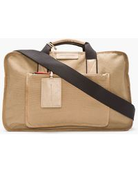Marc By Marc Jacobs - Tan Yes We Canvas Boxy Duffle Bag - Lyst
