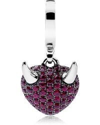 Theo Fennell - Baby Devil Charm - Lyst