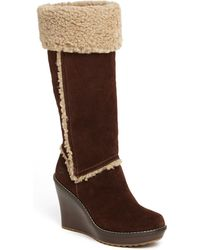 Ugg Aubrie Boot - Lyst