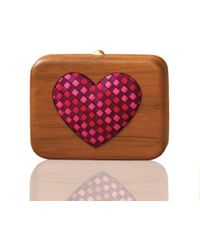 Rachana Reddy The Box Of Love -(Very Berry) - Lyst