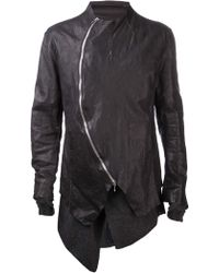 Incarnation - Round Neck Jacket - Lyst