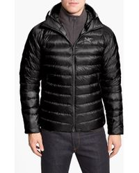Arc'teryx Cerium Lt Hooded Down Jacket - Lyst