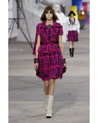 Chanel Spring 2014 Runway Look 11 - Lyst