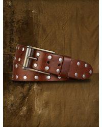 Denim & Supply Ralph Lauren - Studded Leather Belt - Lyst